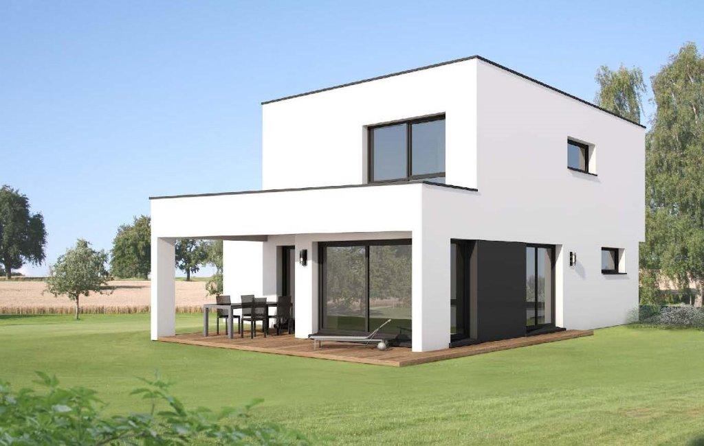 Maisons du constructeur GROUPE BATIGE • 110 m² • KEMBS