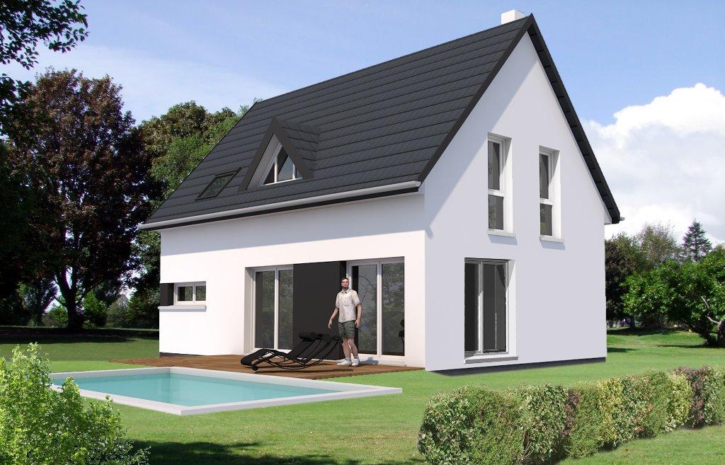 Maisons du constructeur GROUPE BATIGE • 111 m² • KOETZINGUE