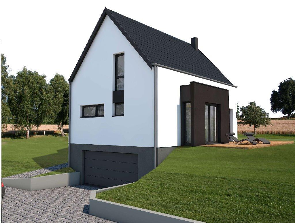Maisons du constructeur GROUPE BATIGE • 98 m² • KOETZINGUE