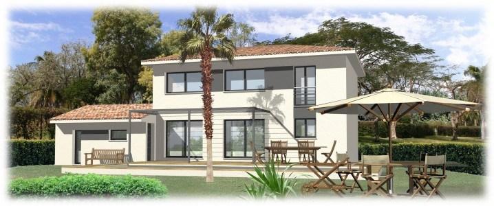 Maisons + Terrains du constructeur SAS MAISONS BLANCHES • 100 m² • SAINT MAXIMIN LA SAINTE BAUME