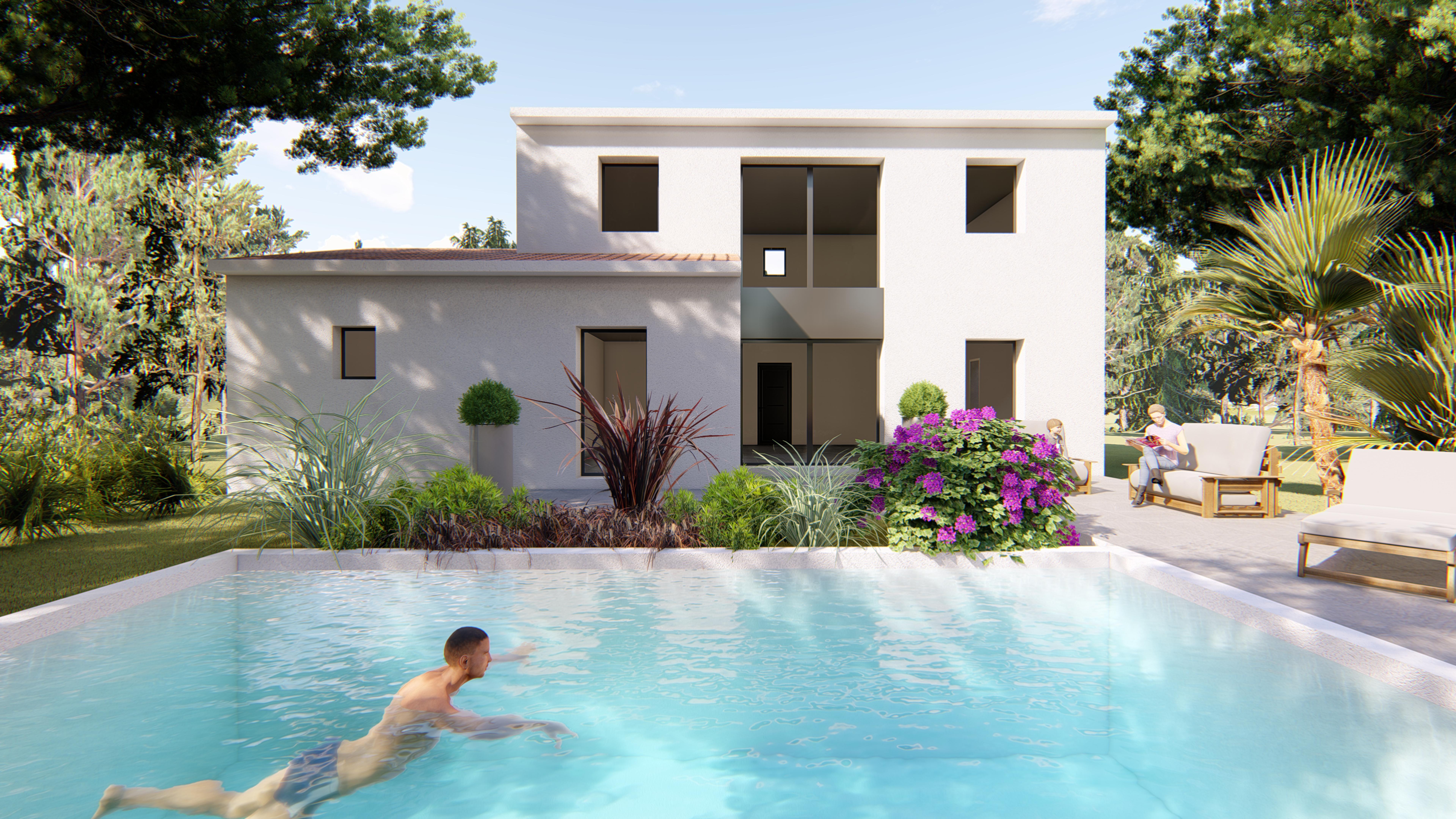 Maisons + Terrains du constructeur ADN CONSTRUCTION • 90 m² • MARSEILLE 11E