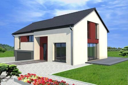 Maisons du constructeur ALSAMAISON • 126 m² • COSSWILLER