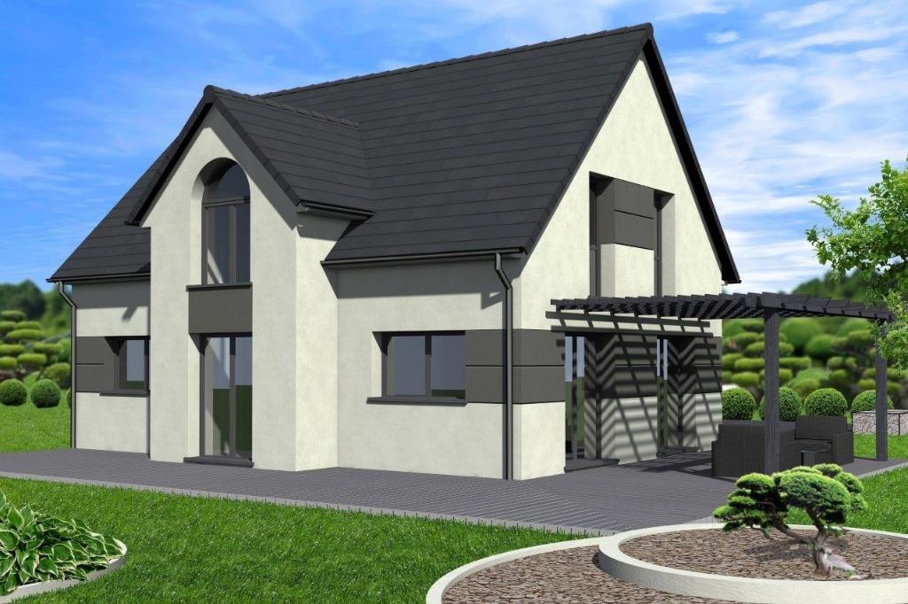 Maisons du constructeur ALSAMAISON •  m² • DRULINGEN