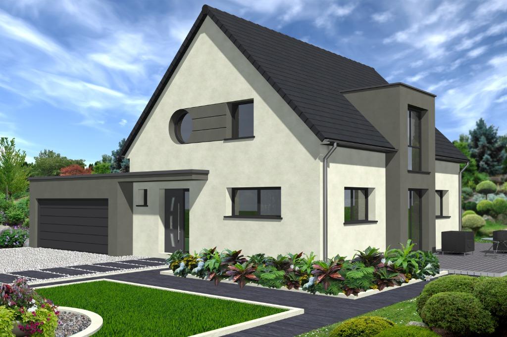 Maisons du constructeur ALSAMAISON • 120 m² • EBERBACH SELTZ