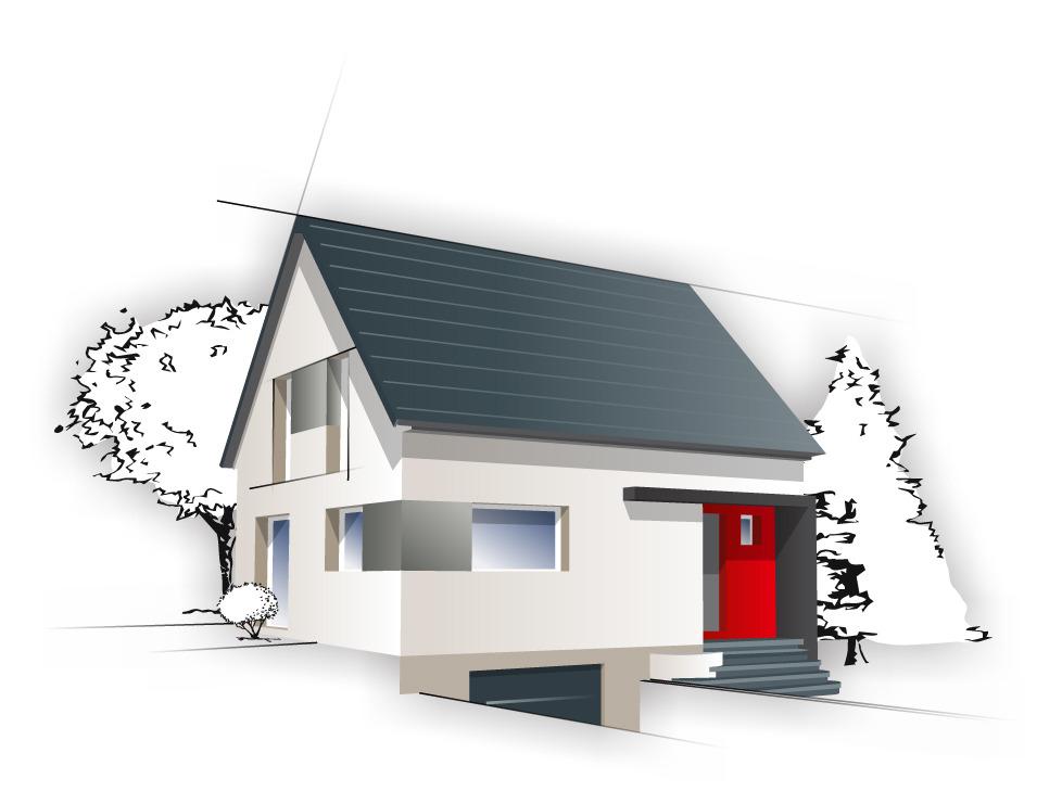 Maisons du constructeur ALSAMAISON •  m² • KLEINGOEFT