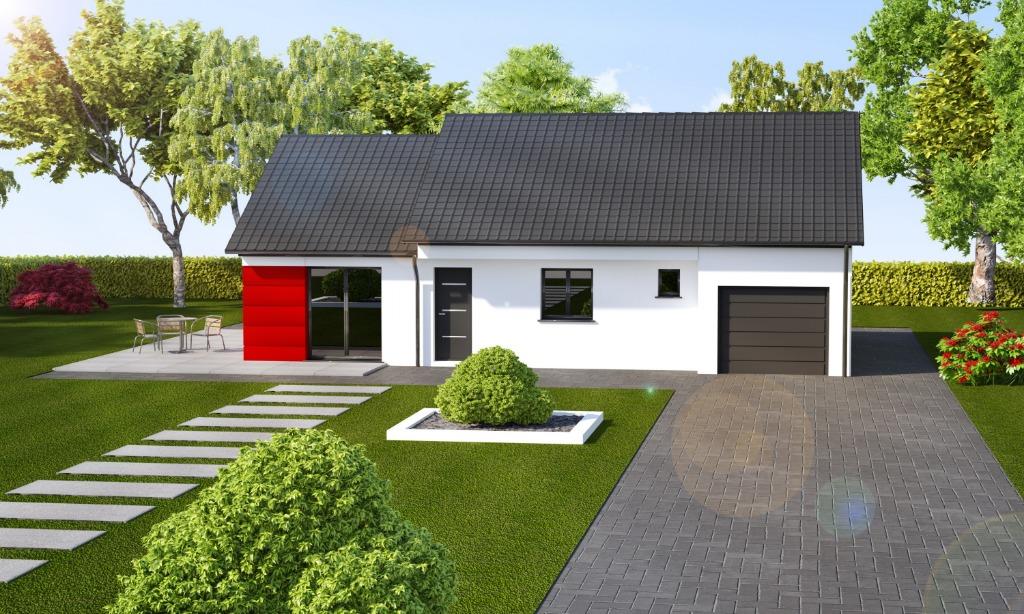 Maisons du constructeur ALSAMAISON •  m² • SELESTAT