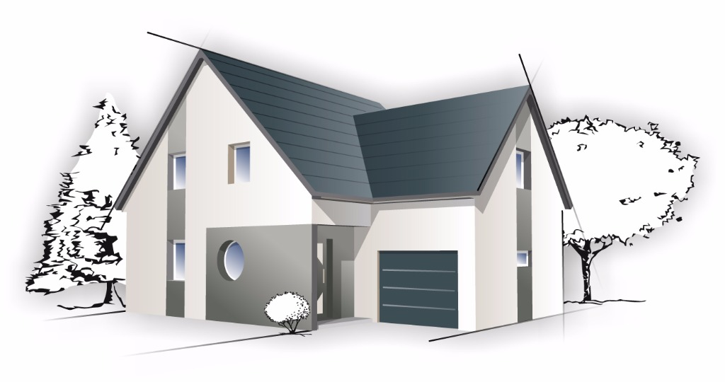 Maisons du constructeur ALSAMAISON •  m² • ESCHBACH