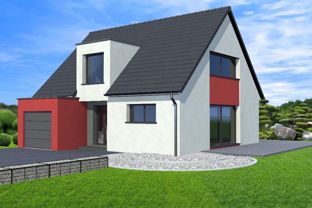 Maisons du constructeur ALSAMAISON •  m² • PFAFFENHOFFEN