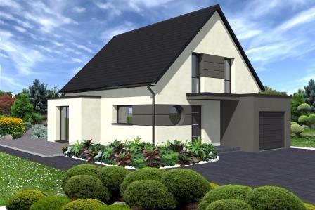 Maisons du constructeur ALSAMAISON •  m² • AUENHEIM