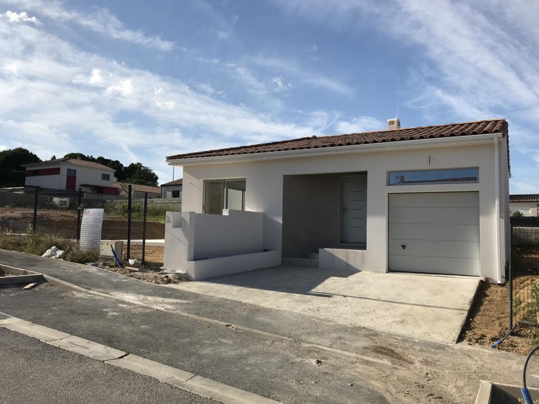 Maisons + Terrains du constructeur SM MAISON • SAINTE EULALIE