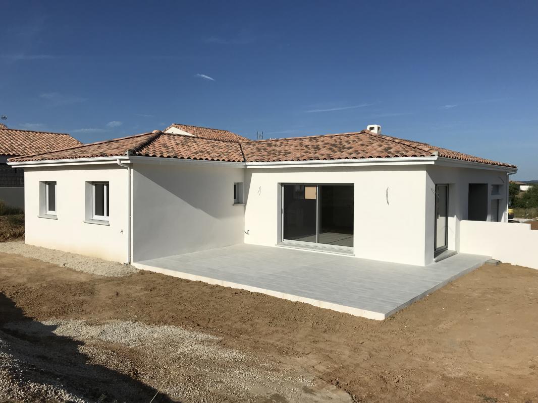 Maisons + Terrains du constructeur SM MAISON • CARCASSONNE