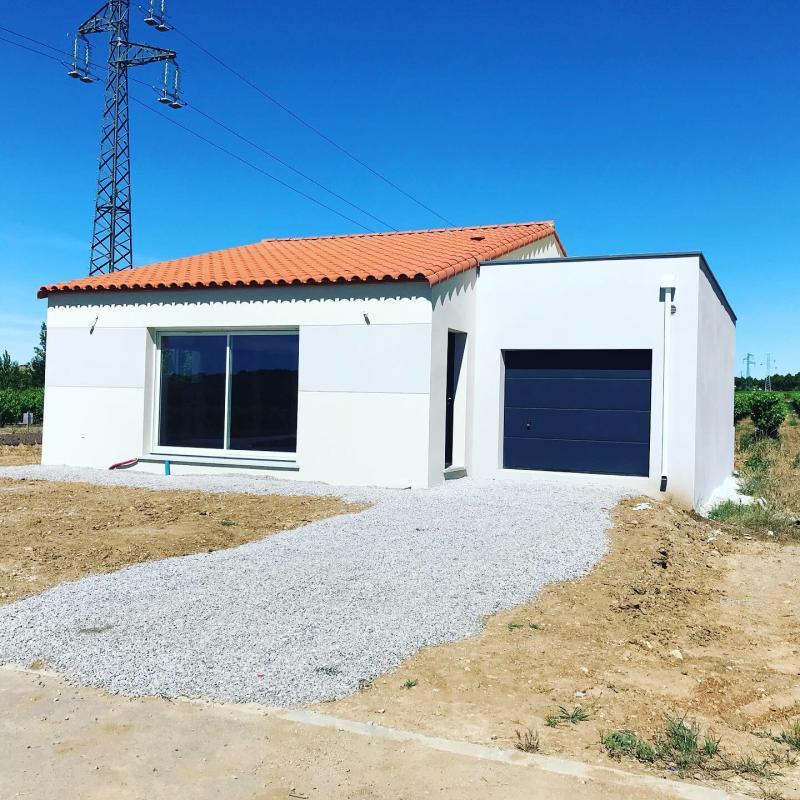 Maisons + Terrains du constructeur SM MAISON • TREBES