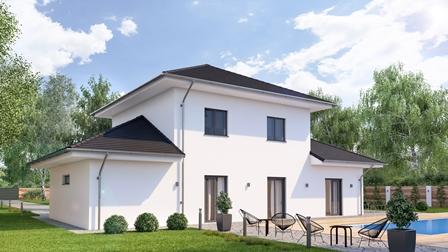 Maisons + Terrains du constructeur MCA • 118 m² • FRANGY