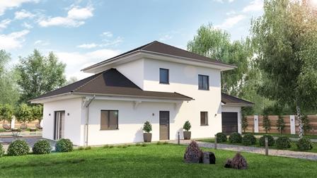 Maisons + Terrains du constructeur MCA • 118 m² • CRUSEILLES
