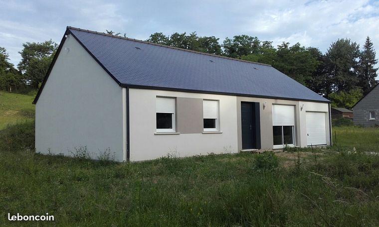 Maisons + Terrains du constructeur MAISONS PHENIX • 90 m² • MALVILLE