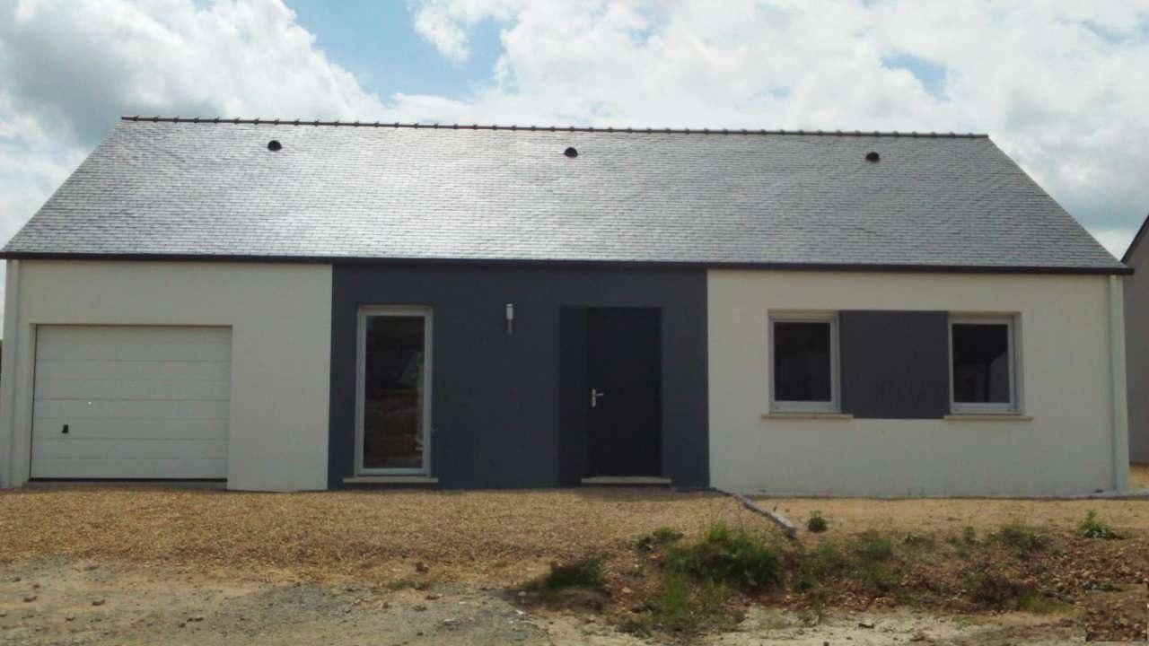 Maisons + Terrains du constructeur MAISONS PHENIX • 90 m² • LA CHAPELLE DES MARAIS