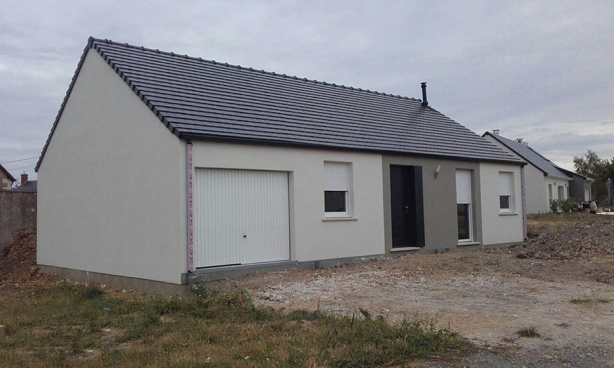 Maisons + Terrains du constructeur MAISONS PHENIX • 88 m² • FAY DE BRETAGNE