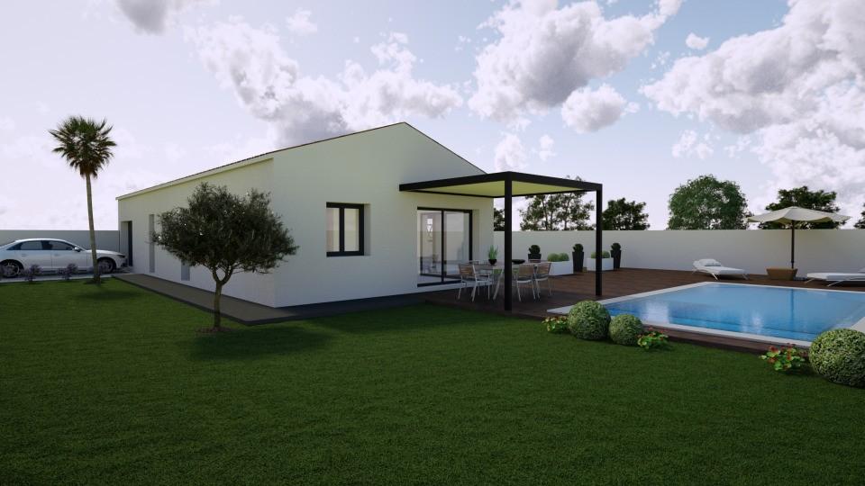 Maisons + Terrains du constructeur MAISONS BALENCY • 100 m² • SAINT DREZERY