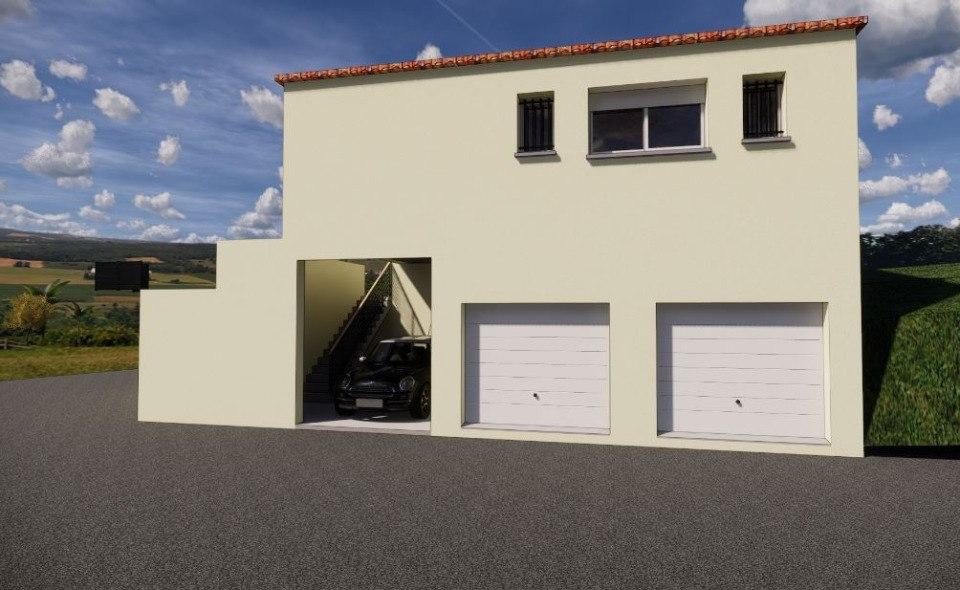 Maisons + Terrains du constructeur MAISONS BALENCY • 100 m² • ANIANE