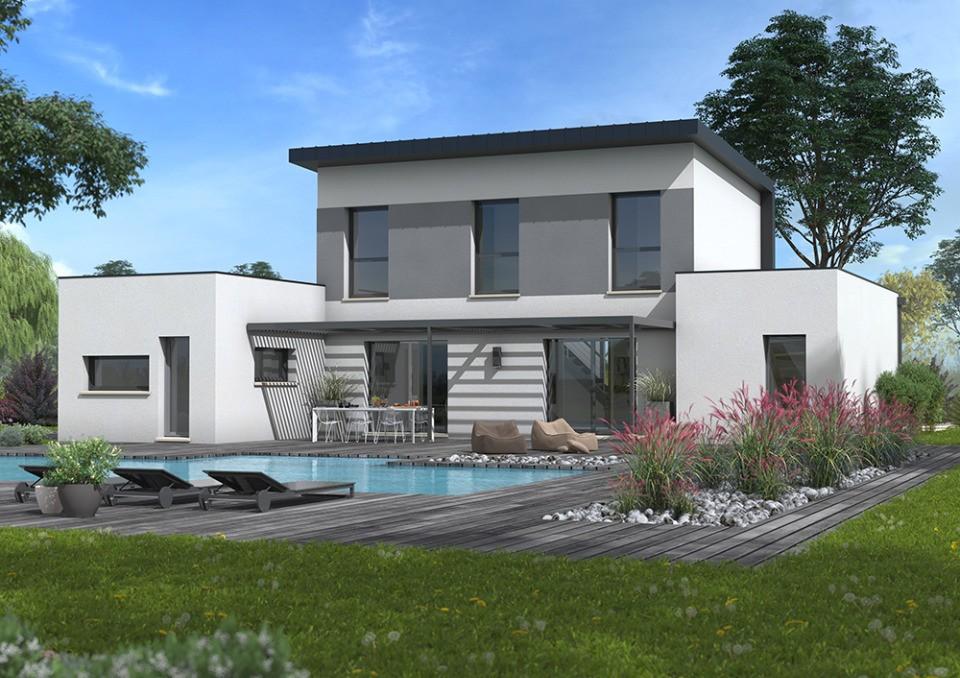 Maisons + Terrains du constructeur MAISONS BALENCY • 115 m² • MAUGUIO