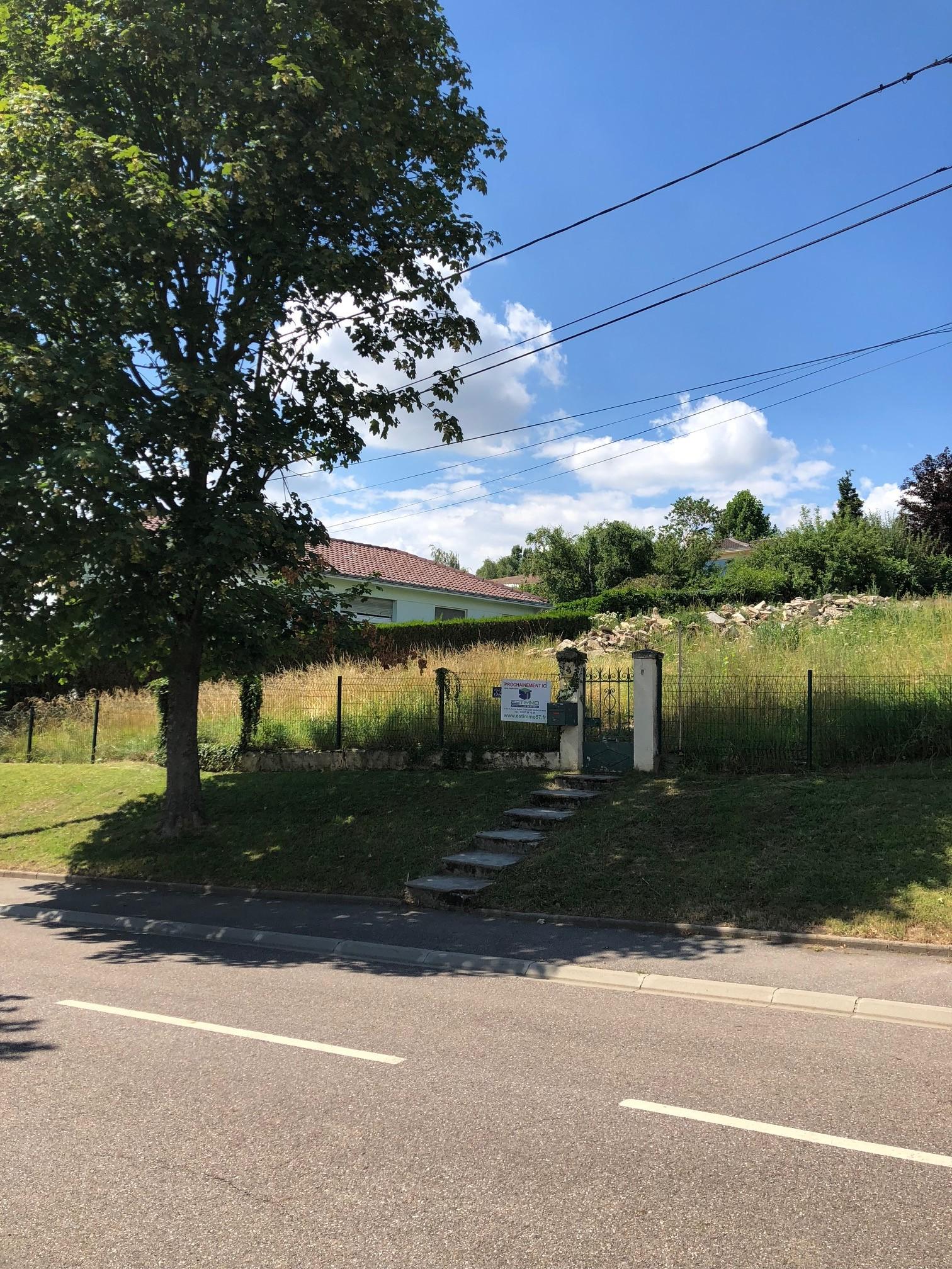 Terrains du constructeur EST IMMO • 802 m² • METZ