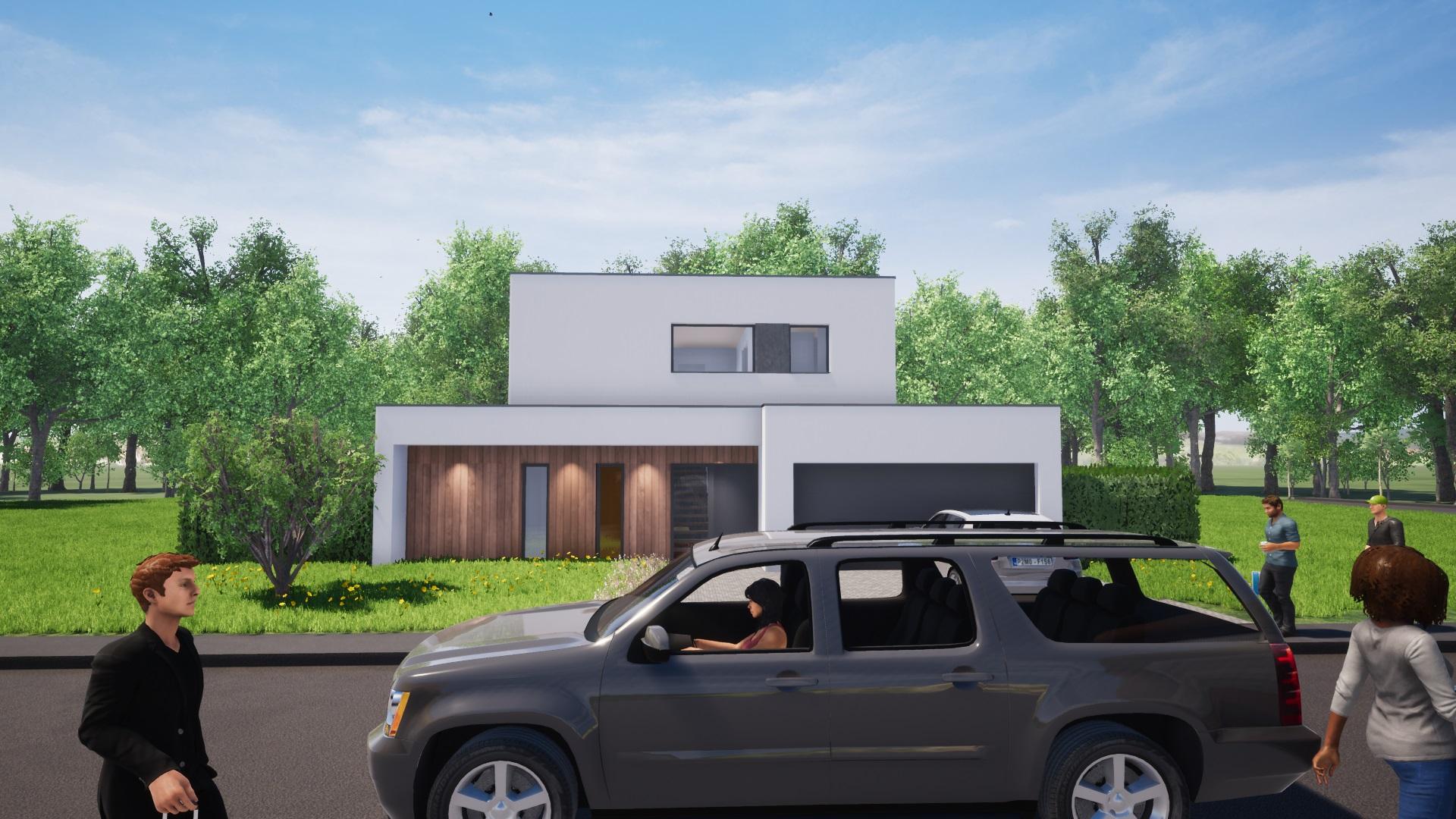 Maisons du constructeur EST IMMO • 114 m² • VANY