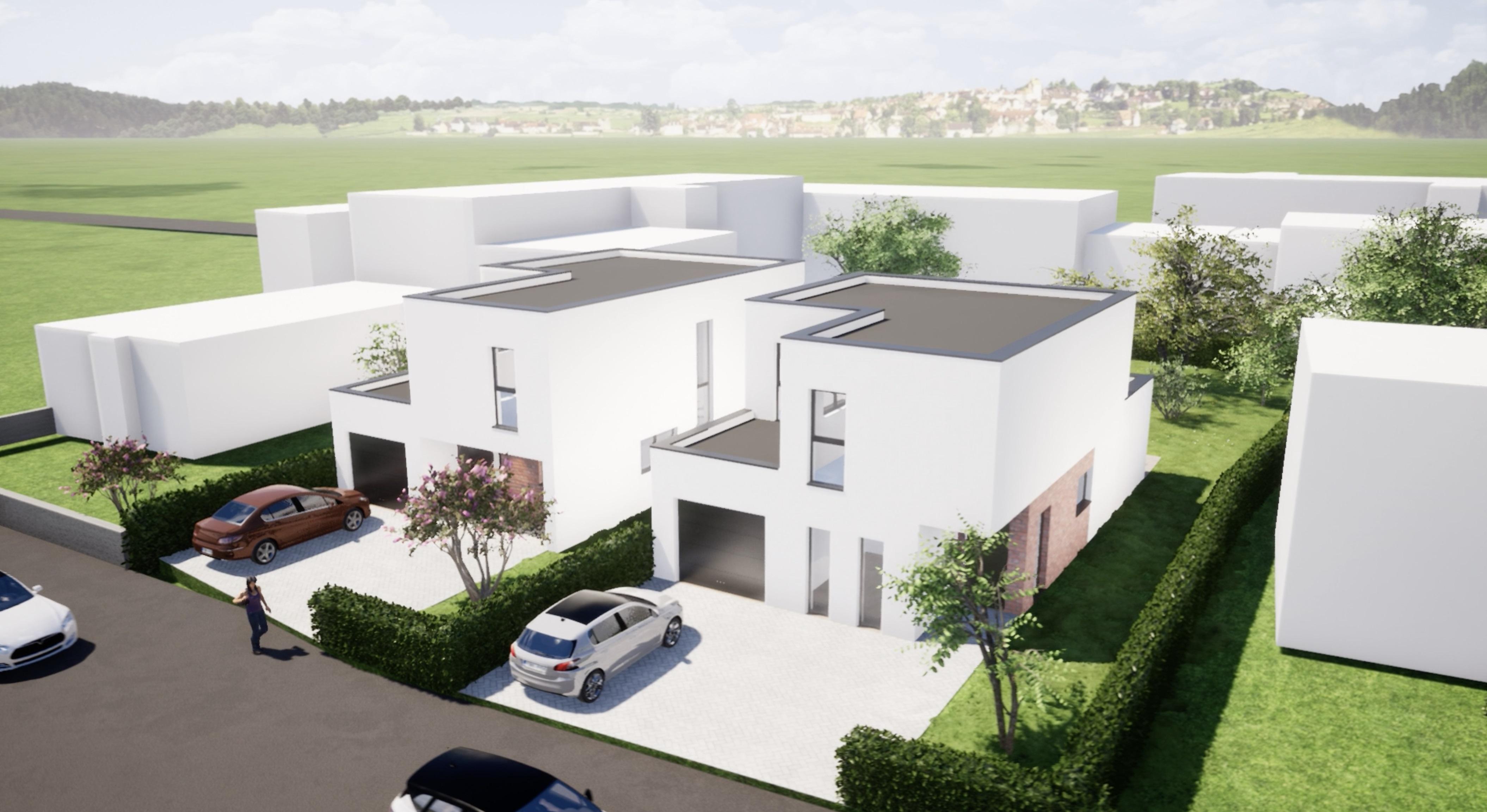 Maisons du constructeur EST IMMO • 114 m² • SAINT JULIEN LES METZ