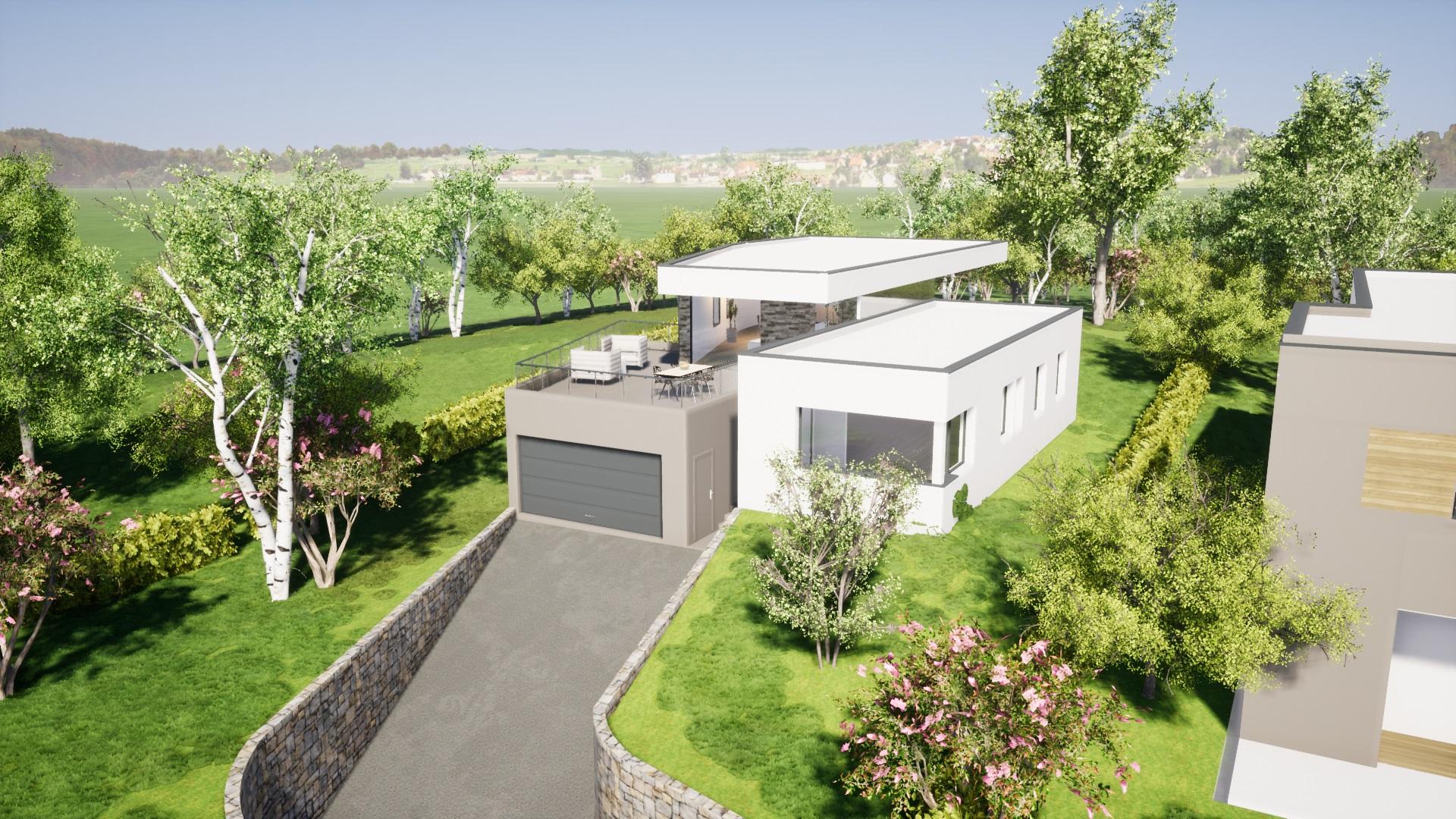 Maisons du constructeur EST IMMO • 114 m² • JUSSY