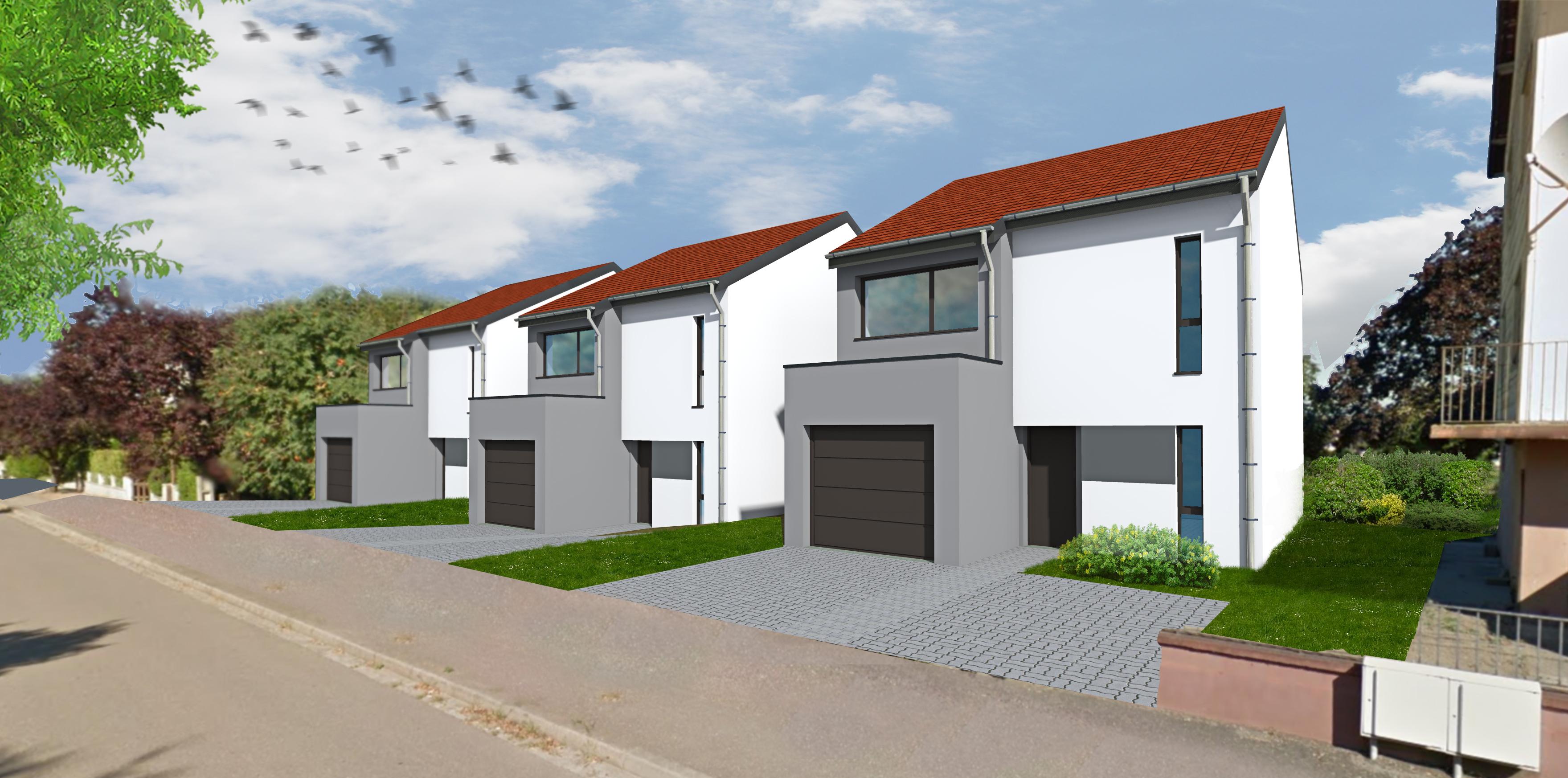 Maisons du constructeur EST IMMO • 96 m² • FLEURY
