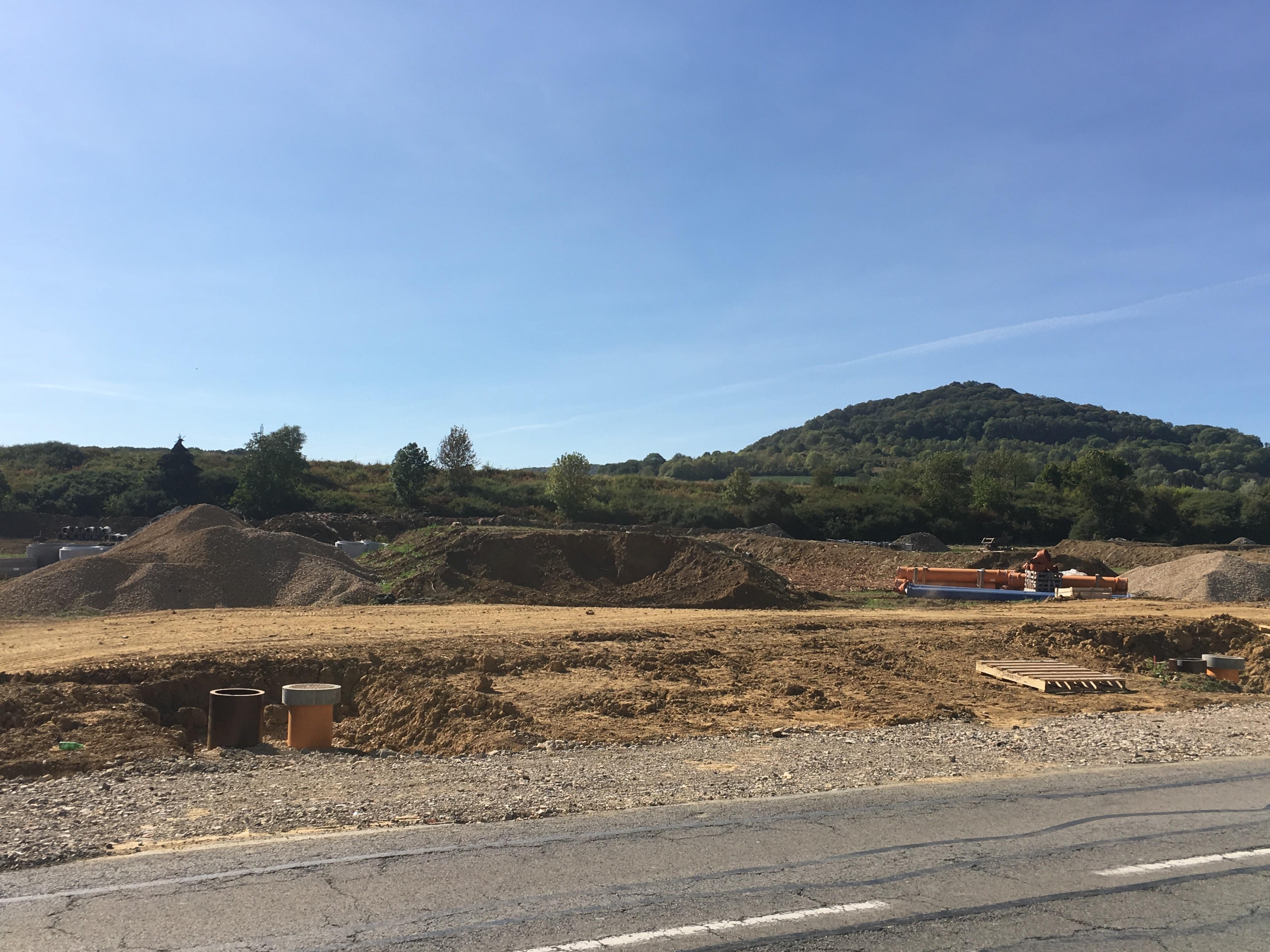 Terrains du constructeur EST IMMO • 490 m² • THIONVILLE