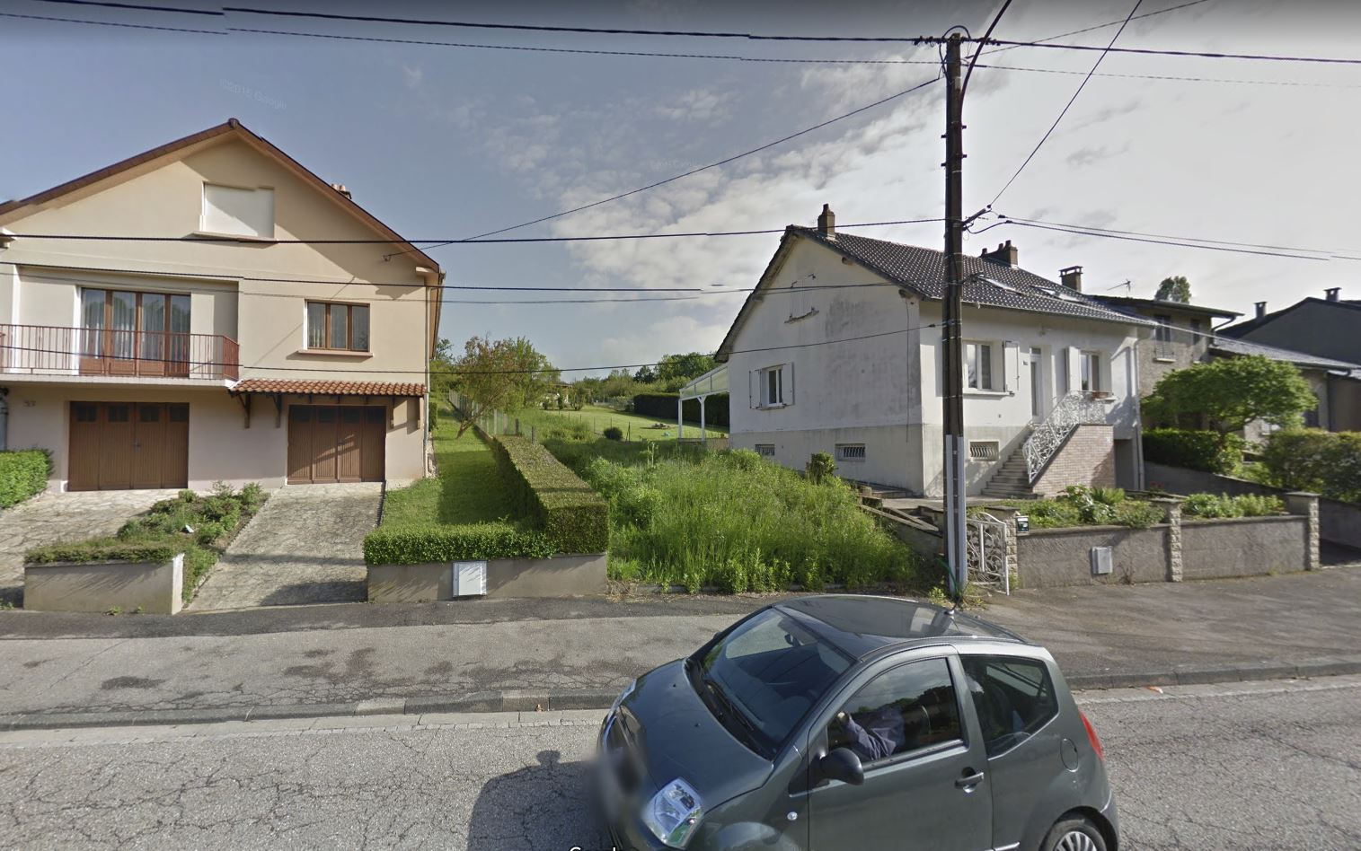Terrains du constructeur EST IMMO • 815 m² • METZ