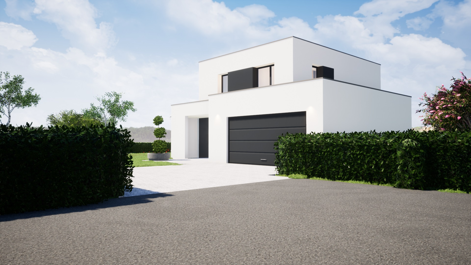Maisons + Terrains du constructeur EST IMMO • 130 m² • AUGNY
