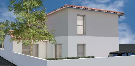 Maisons + Terrains du constructeur GIB CONSTRUCTION • 115 m² • TALENCE