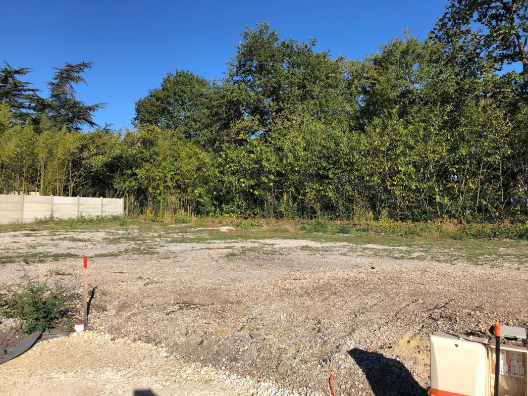 Maisons + Terrains du constructeur GIB CONSTRUCTION • 102 m² • LEOGNAN