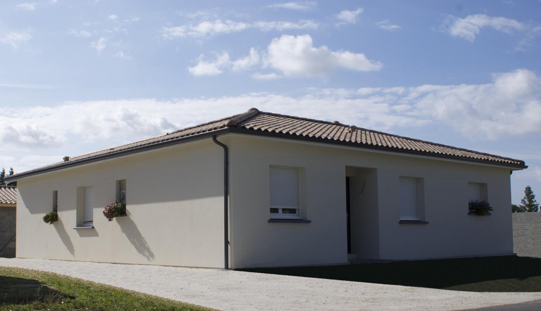 Maisons + Terrains du constructeur GIB CONSTRUCTION • 107 m² • SAINT AVIT SAINT NAZAIRE
