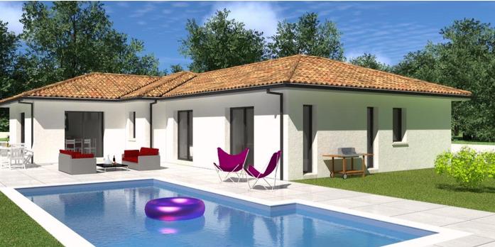 Maisons + Terrains du constructeur GIB CONSTRUCTION • GUJAN MESTRAS