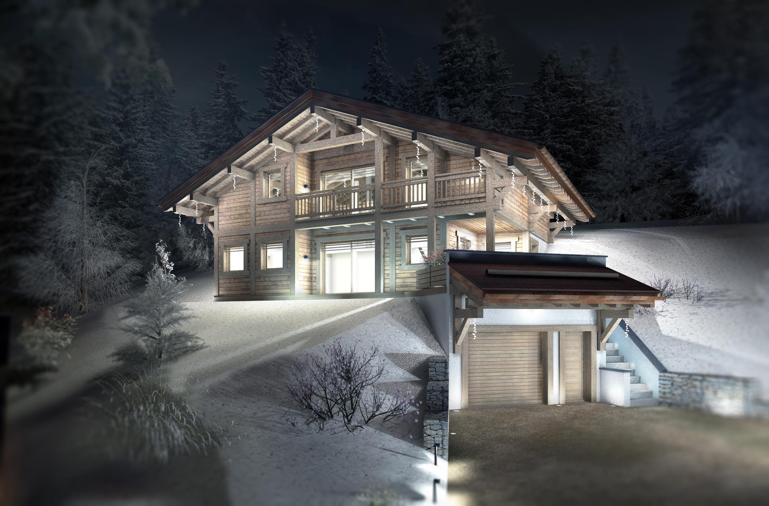 Maisons + Terrains du constructeur EDEN HOME • 156 m² • MANIGOD