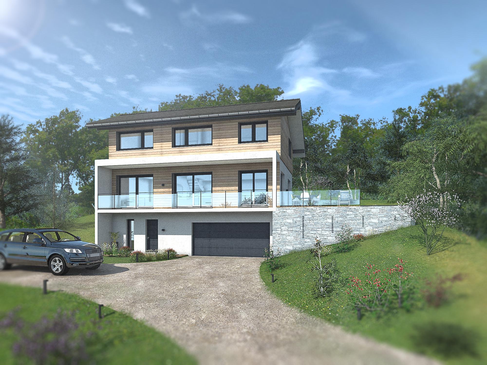 Maisons du constructeur EDEN HOME • 148 m² • COPPONEX