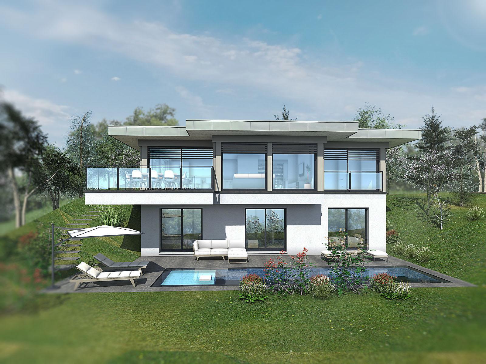 Maisons du constructeur EDEN HOME • 146 m² • BOSSEY