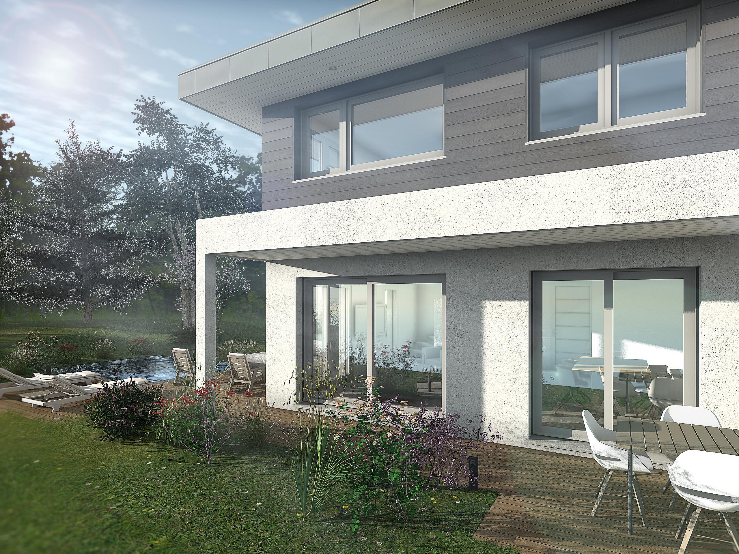 Maisons du constructeur EDEN HOME • 108 m² • EVIRES