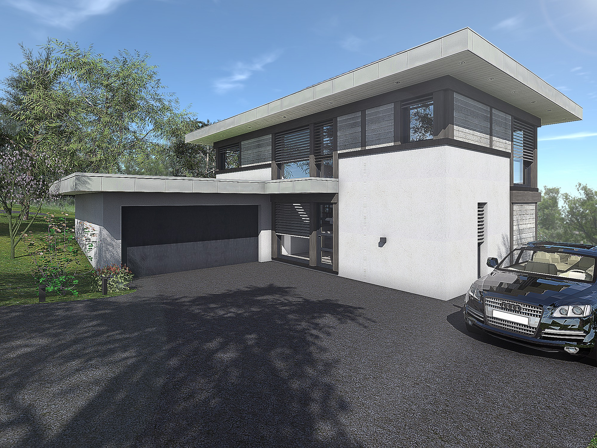 Maisons du constructeur EDEN HOME • 140 m² • POISY