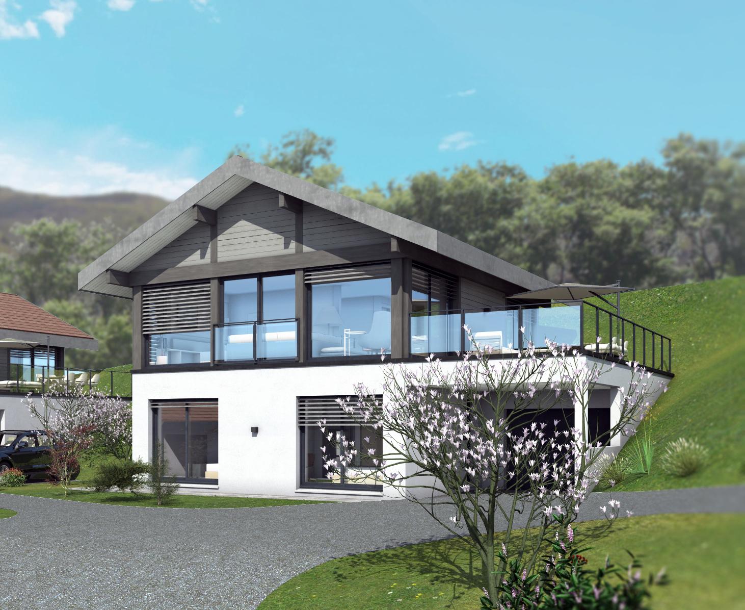 Maisons du constructeur EDEN HOME • 128 m² • ARGONAY