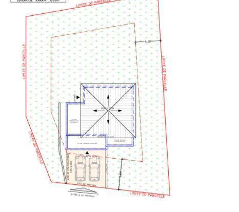 Terrains du constructeur TRADICONFORT 69 • 635 m² • MEXIMIEUX