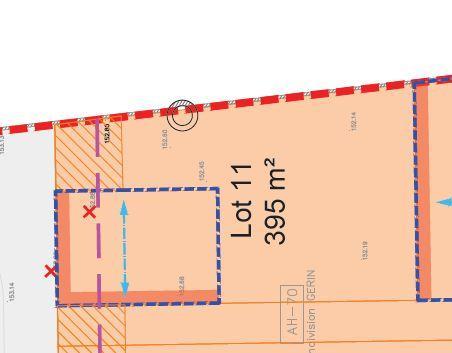 Terrains du constructeur TRADICONFORT 69 • 395 m² • AMPUIS