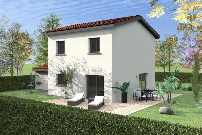 Maisons du constructeur TRADICONFORT 69 • 80 m² • VILLEFRANCHE SUR SAONE