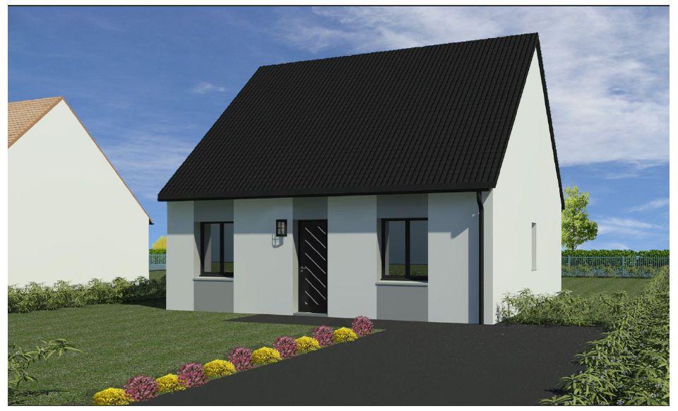 Maisons + Terrains du constructeur MAISONS FRANCE CONFORT • 81 m² • MARLES LES MINES