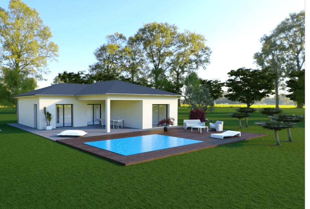 Maisons + Terrains du constructeur MAISONS PUNCH • 92 m² • ANJOU