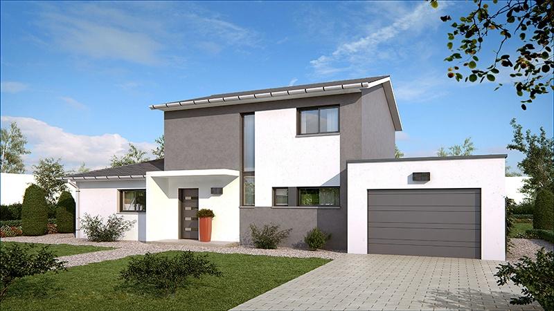 Maisons + Terrains du constructeur DEMEURES CALADOISES BRON • 130 m² • LOYETTES