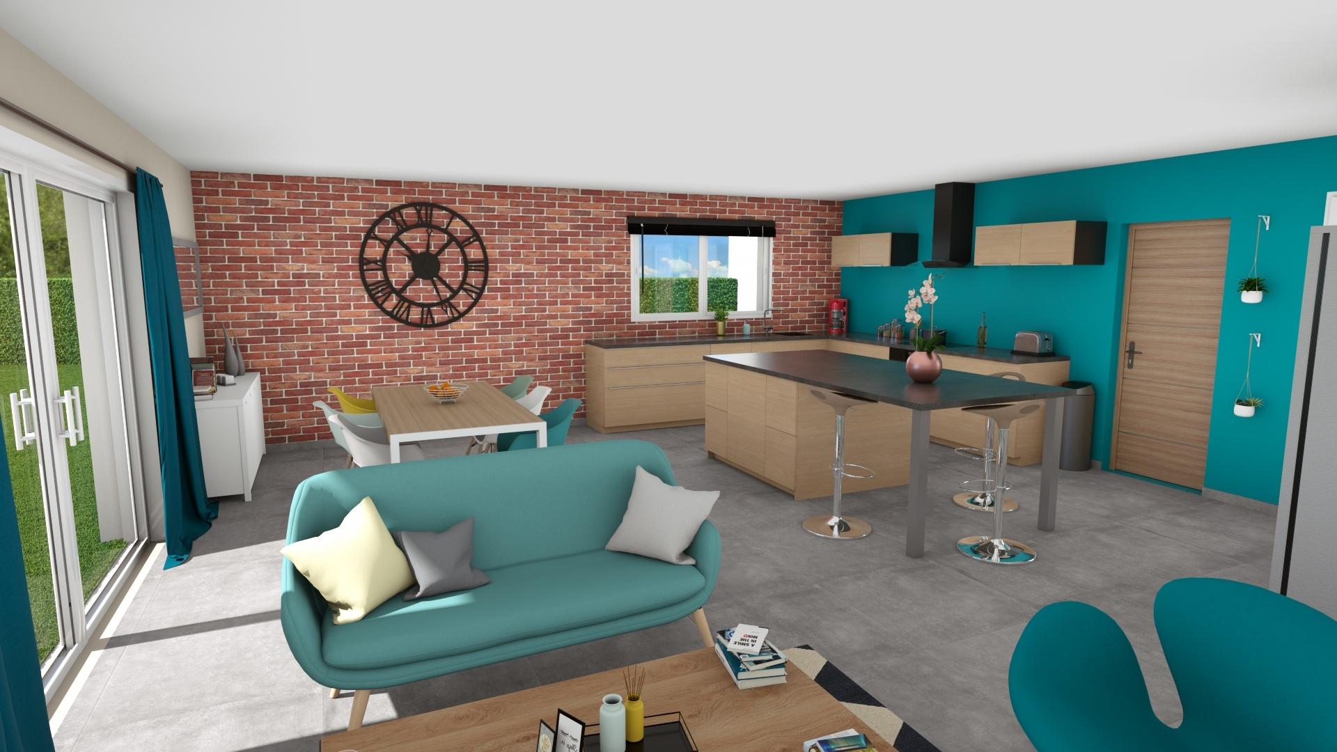 Maisons + Terrains du constructeur DEMEURES CALADOISES • 95 m² • LES EPARRES
