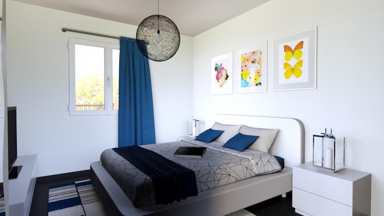 Maisons + Terrains du constructeur DEMEURES CALADOISES • 92 m² • SAINT GEOIRE EN VALDAINE